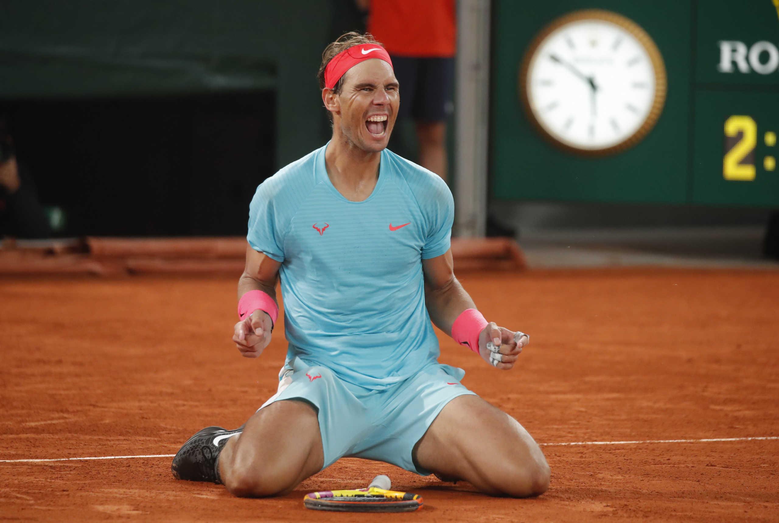 Τζόκοβιτς – Ναδάλ: Ανίκητος στο χώμα! Ο Ισπανός έγραψε ιστορία με το 13ο Roland Garros (videos)