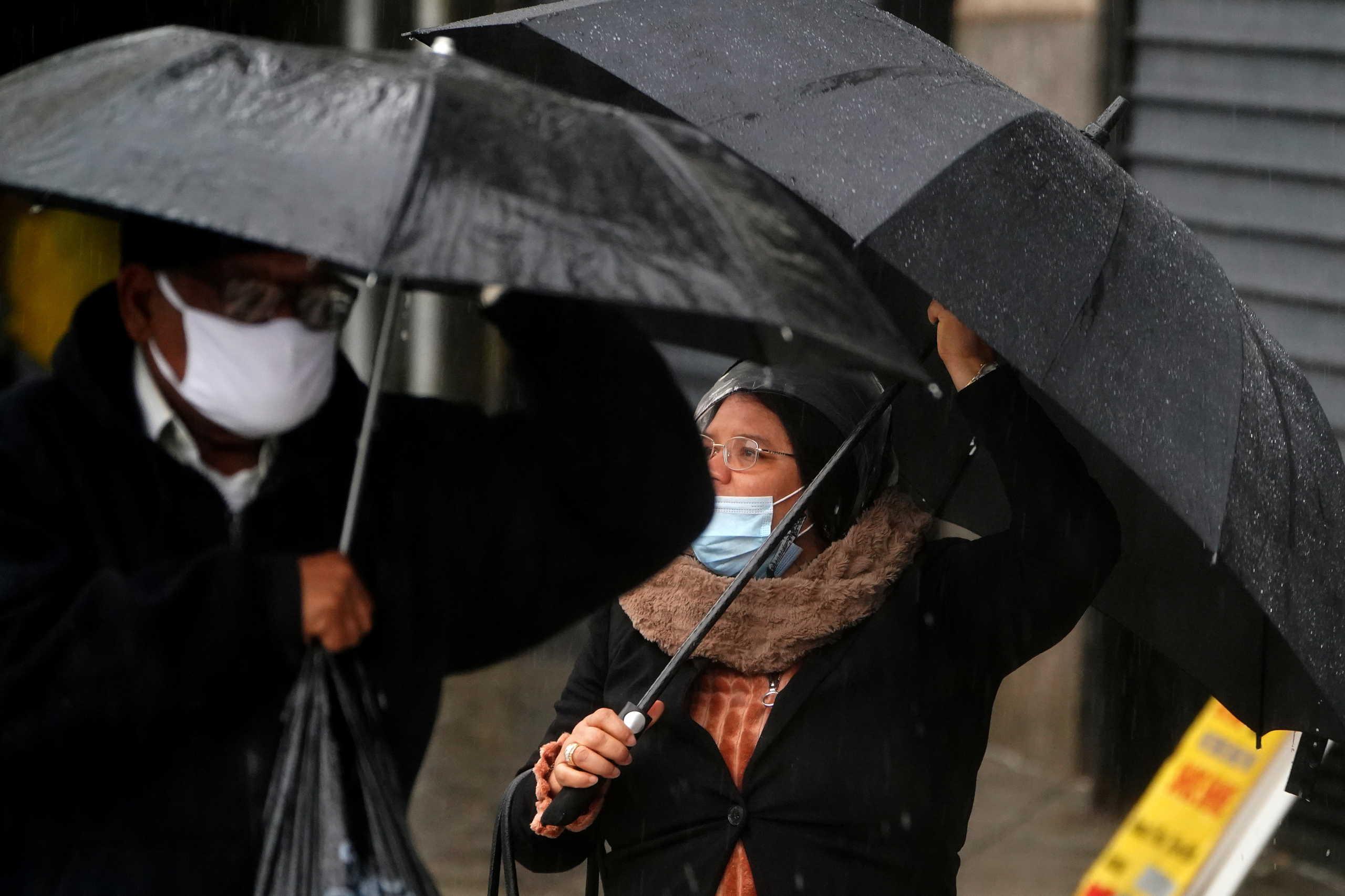 Κορονοϊός: Αυξάνονται τα κρούσματα σε Νέα Υόρκη και Νιου Τζέρσεϊ