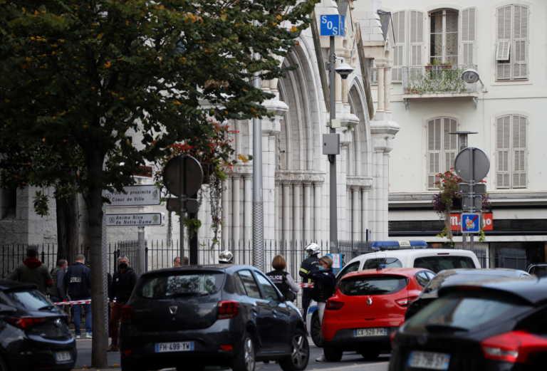 Αίμα και τρόμος στην Γαλλία! Επίθεση μέσα σε εκκλησία στη Νίκαια – Αποκεφάλισε μια γυναίκα και έναν άνδρα (pics, video)
