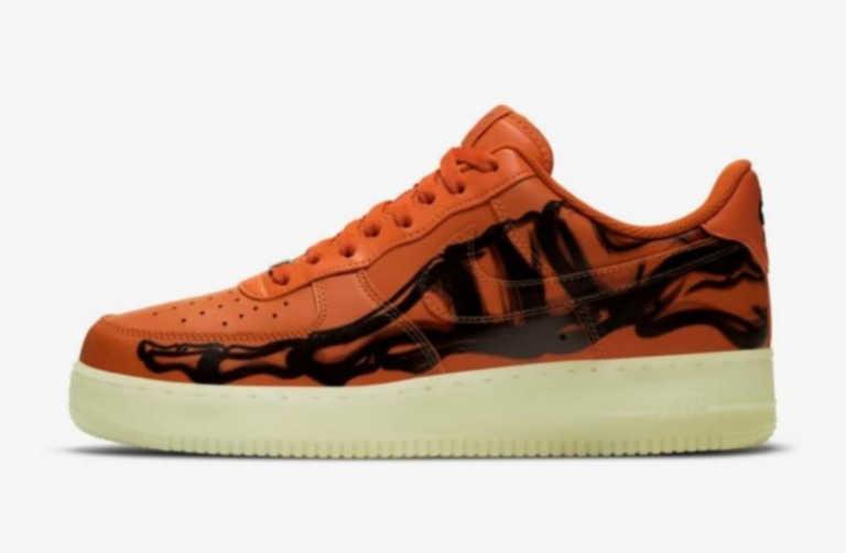 Η Nike πρόσθεσε ακόμα ένα sneaker στην συλλογή της για το Halloween