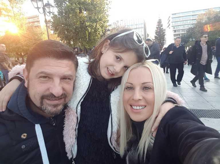 """Ο """"σκληρός"""" Νίκος Χαρδαλιάς είναι ο πιο """"γλυκός"""" μπαμπάς! Οι ευχές στη μικρή του κόρη! (pics)"""