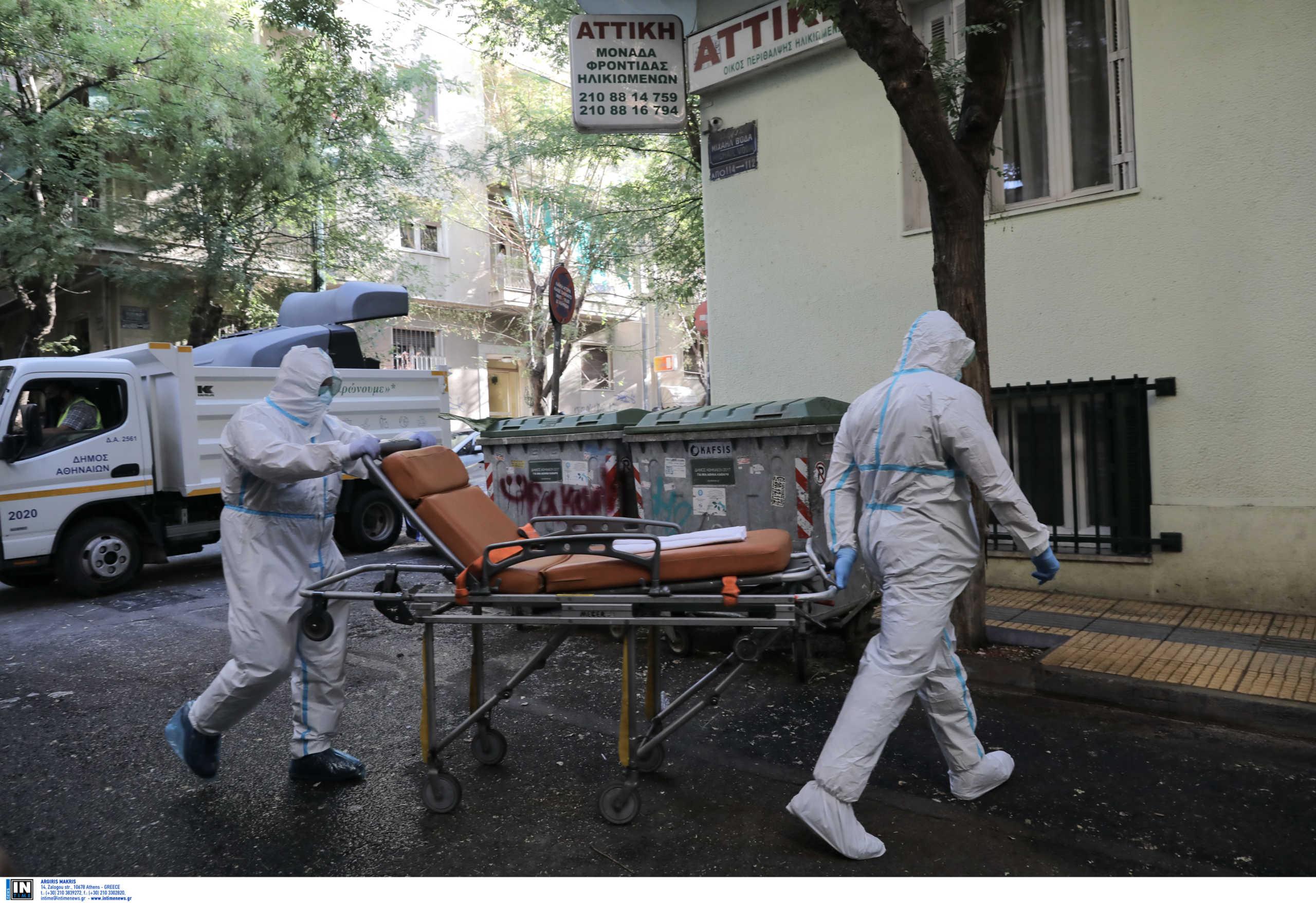 """""""Δεν είμαι ο ασθενής μηδέν""""! – Αποκαλύψεις από τον νοσηλευτή του γηροκομείου στον Άγιο Παντελεήμονα με τα 41 κρούσματα"""