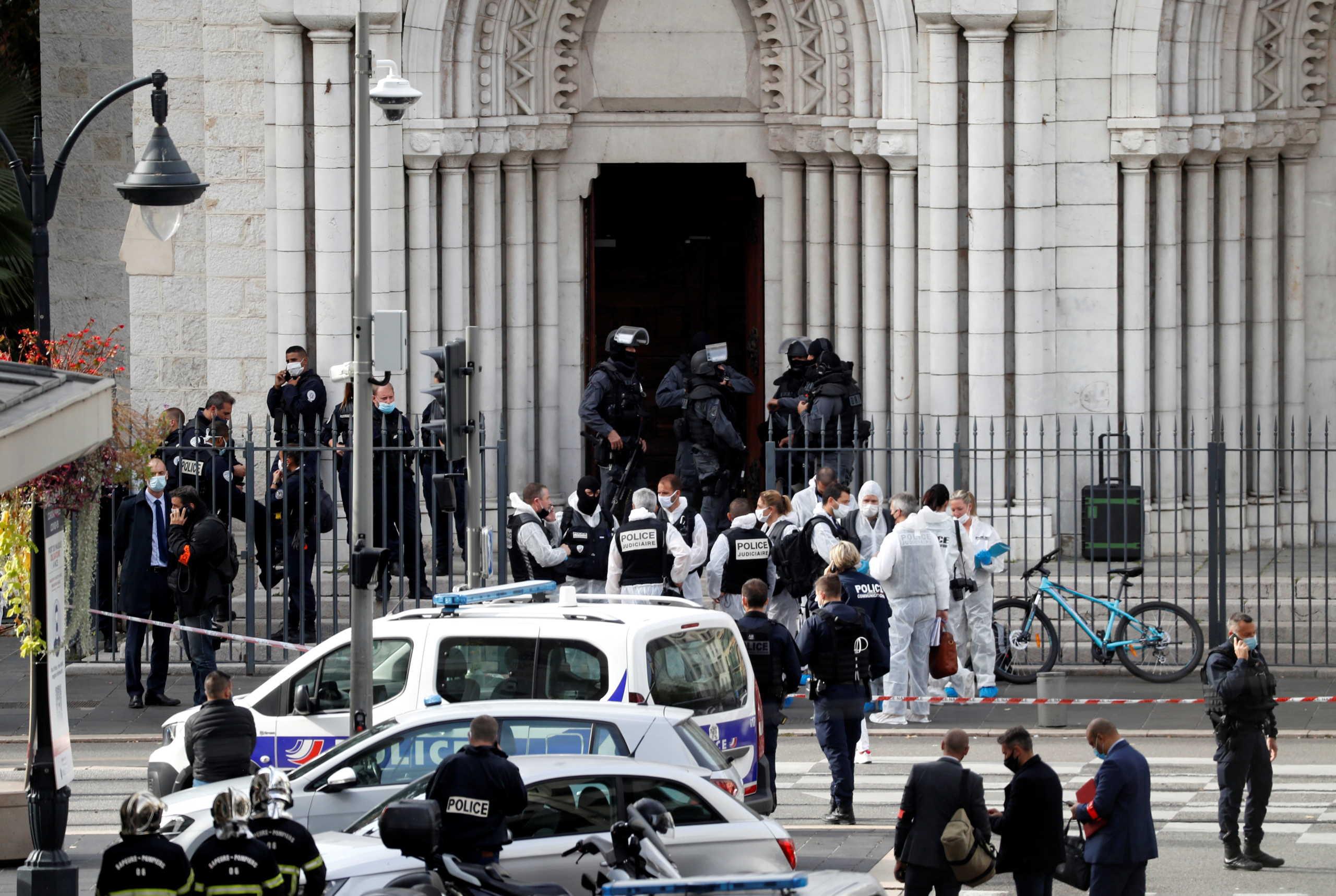Γαλλία: Οι φανατικοί «άκουσαν» τον Ερντογάν και σπέρνουν τον τρόμο! Δυο αιματηρές επιθέσεις σε Νίκαια και Αβινιόν!