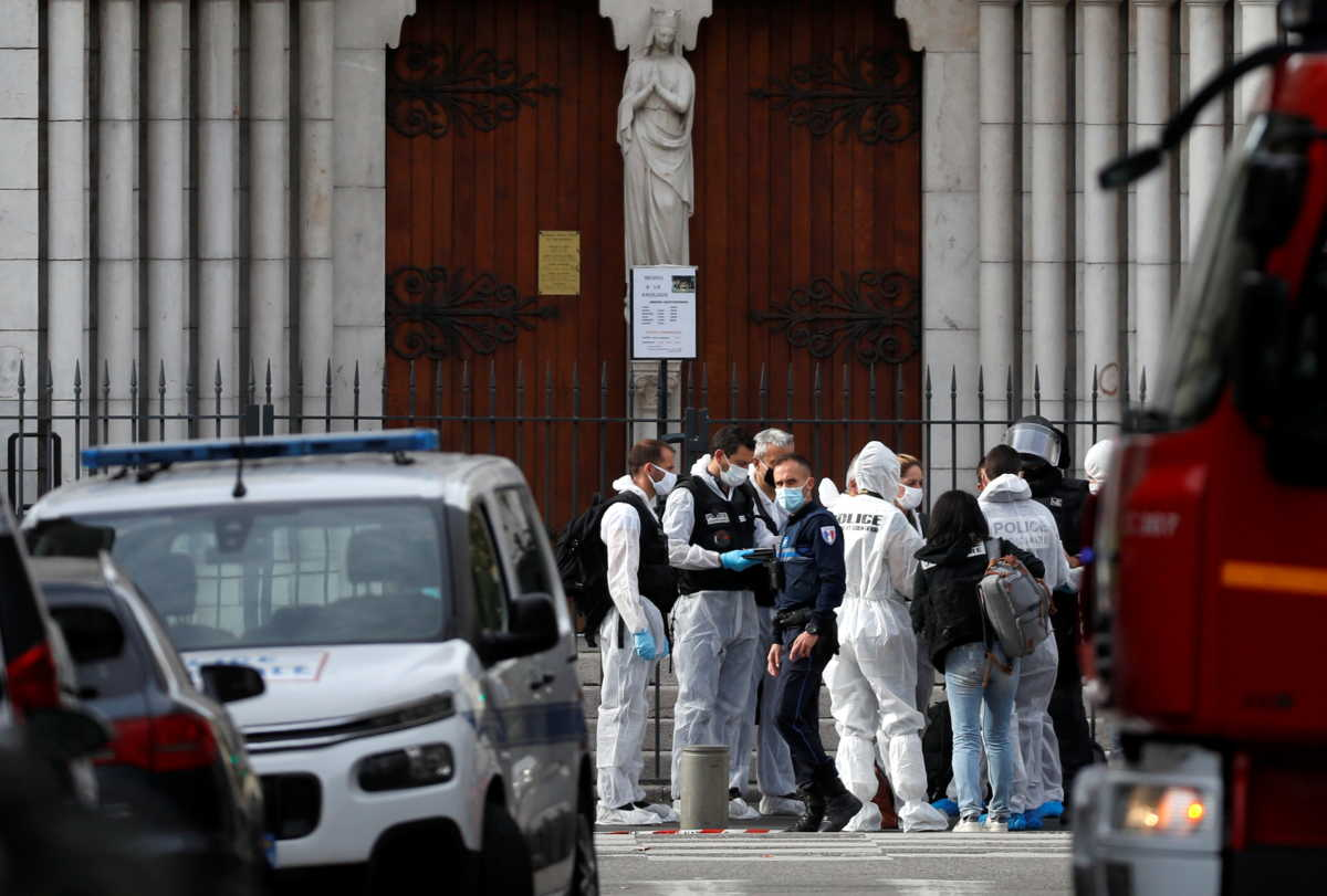 Γαλλία: 2 αιματηρές επιθέσεις σε Νίκαια και Αβινιόν - ευθύνη Ερντογάν