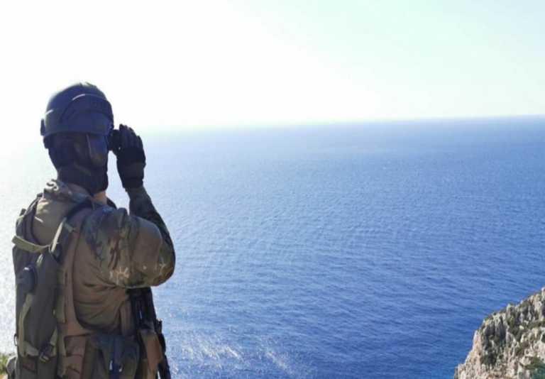Ατσάλινη ψυχραιμία και αποφασιστικότητα! Ντοκουμέντα από τις Ένοπλες Δυνάμεις στο Καστελλόριζο