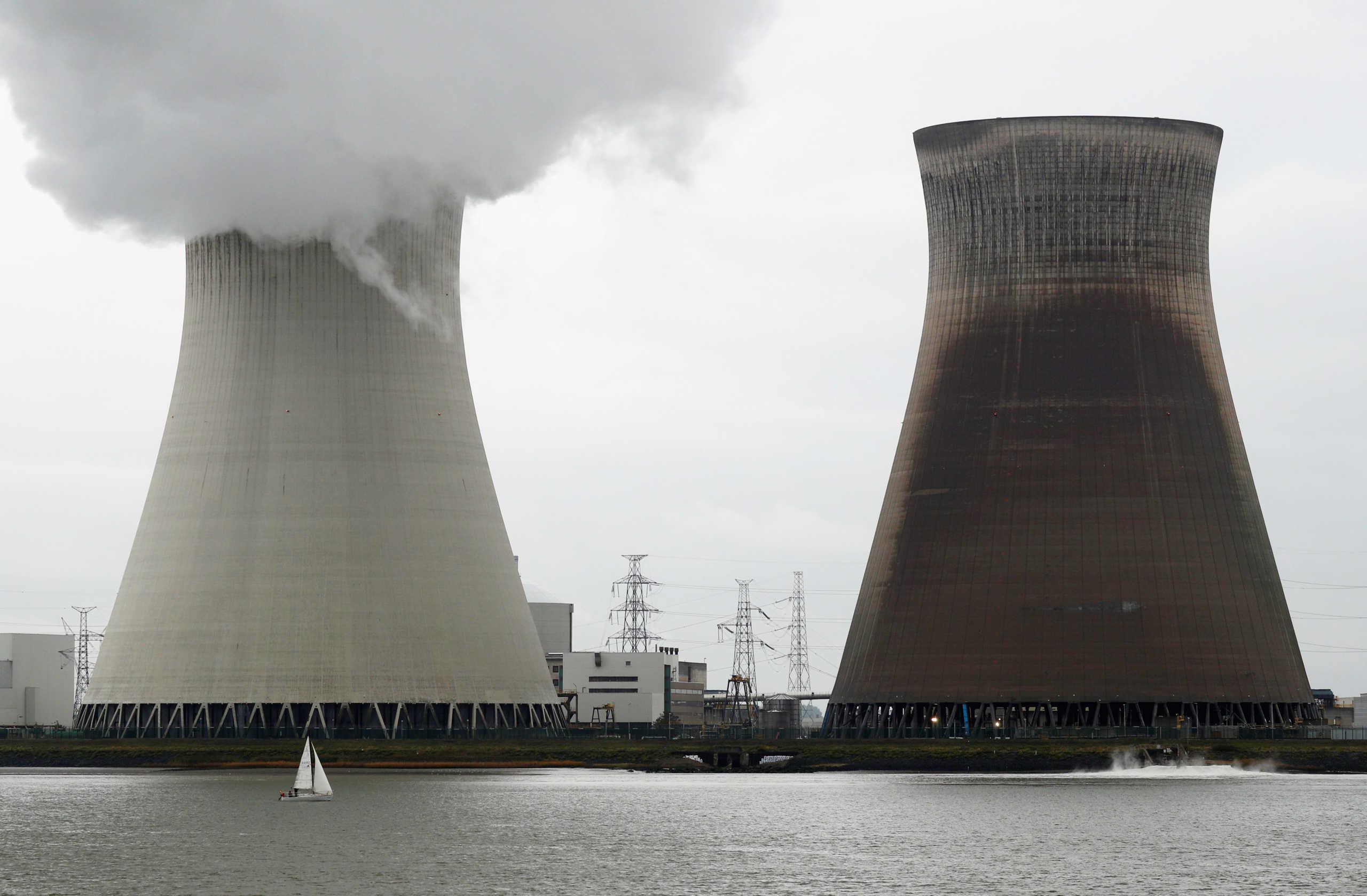 πυρηνικό εργοστάσιο στην Αντβέρπη