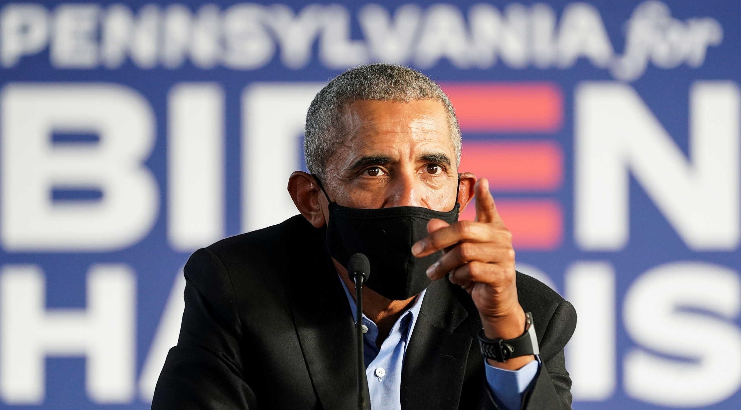 Μπάρακ Ομπάμα