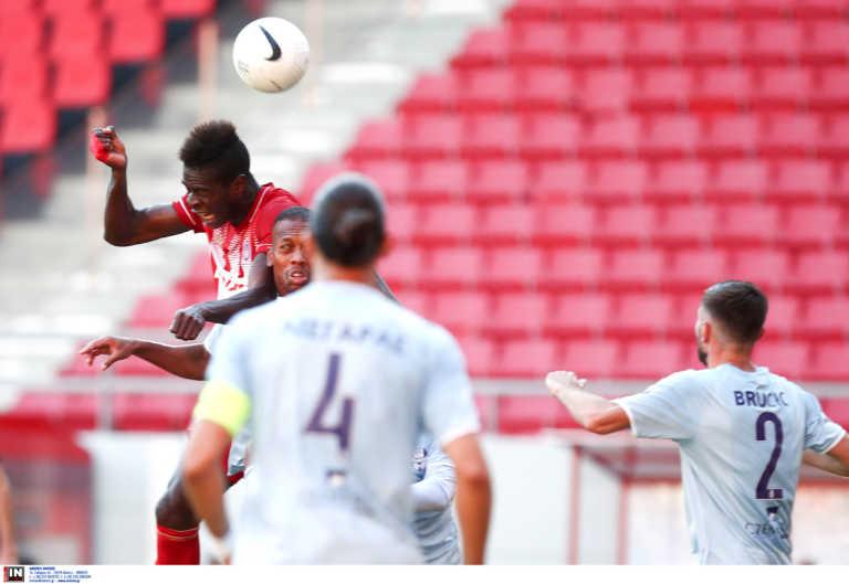 Ολυμπιακός – Απόλλωνας Σμύρνης 0-0 LIVE – Έγινε αναγκαστική αλλαγή ο Μπουχαλάκης