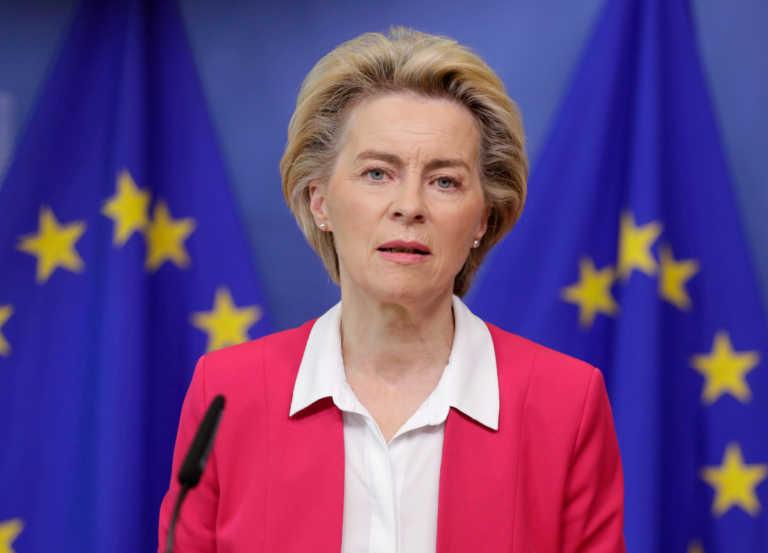 Κορονοϊός: Η Ούρσουλα φον ντερ Λάιεν προειδοποιεί για δύο κρίσιμες εβδομάδες και δείχνει αυστηρότερα μέτρα σε όλη την Ευρώπη