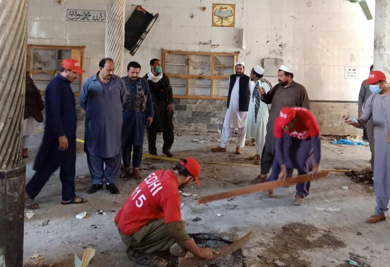 Πακιστάν: Έκρηξη βόμβας σε Ισλαμικό σχολείο – Τουλάχιστον 7 νεκροί και 70 τραυματίες