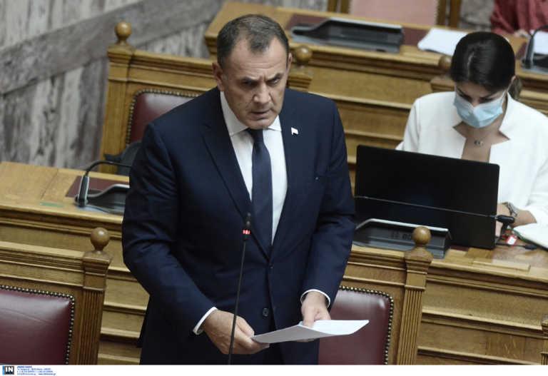 Παναγιωτόπουλος για στρατιωτική θητεία: Προτιμητέα μια απόφαση με πολιτικό κόστος από το εθνικό
