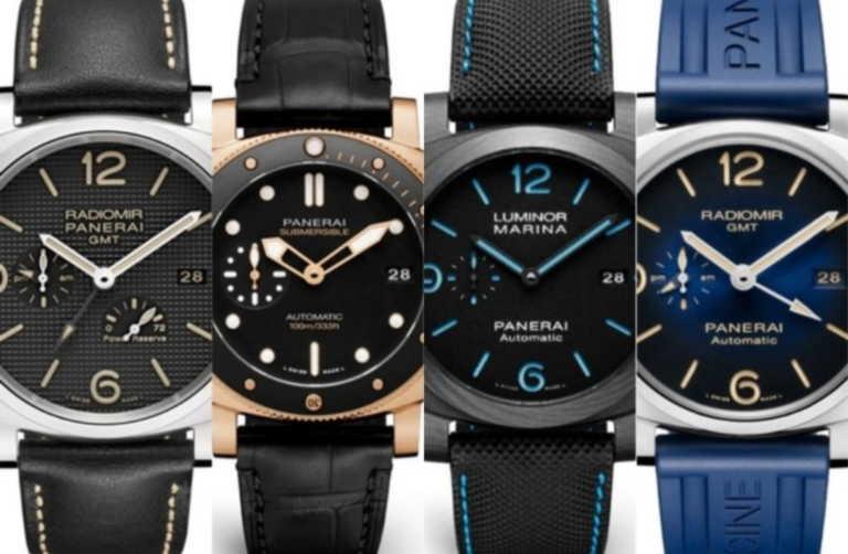 9 ρολόγια της Panerai που αξίζει να επενδύσετε τα χρήματα σας