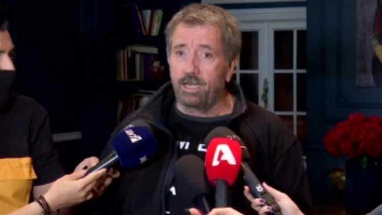 """Ο Σπύρος Παπαδόπουλος απαντά για τον Γιάννη Πλούταρχο – """"Όχι, δεν θα τον δείτε στην εκπομπή"""""""