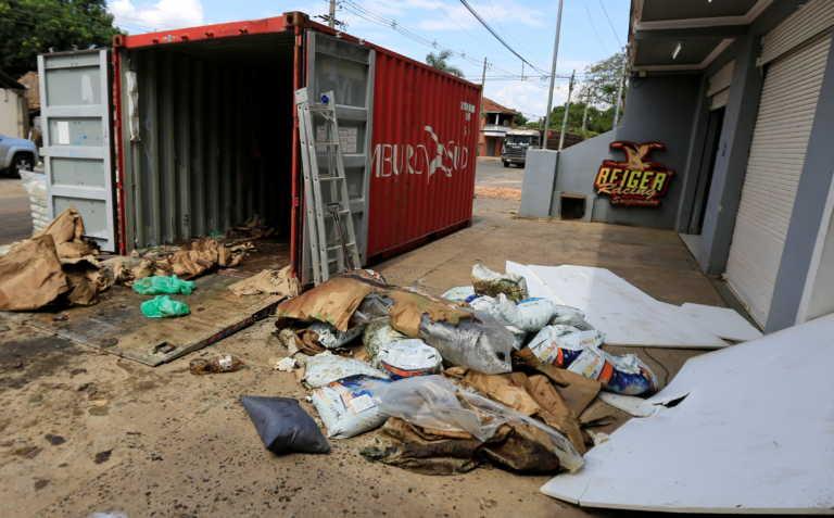 Φρίκη στην Παραγουάη – Βρέθηκαν πέντε πτώματα σε κοντέινερ με λίπασμα από τη Σερβία