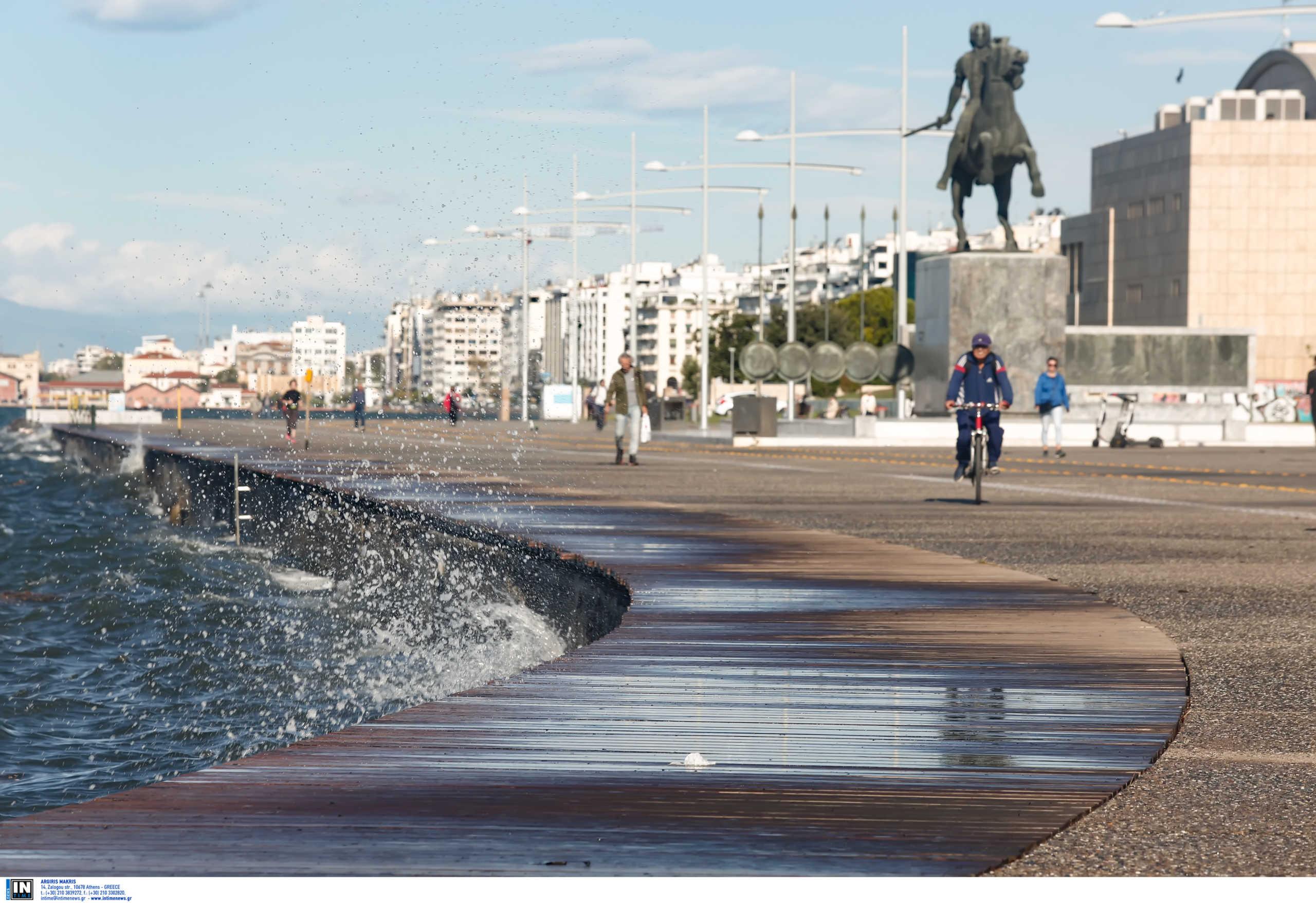 παραλία Θεσσαλονίκης Αττική