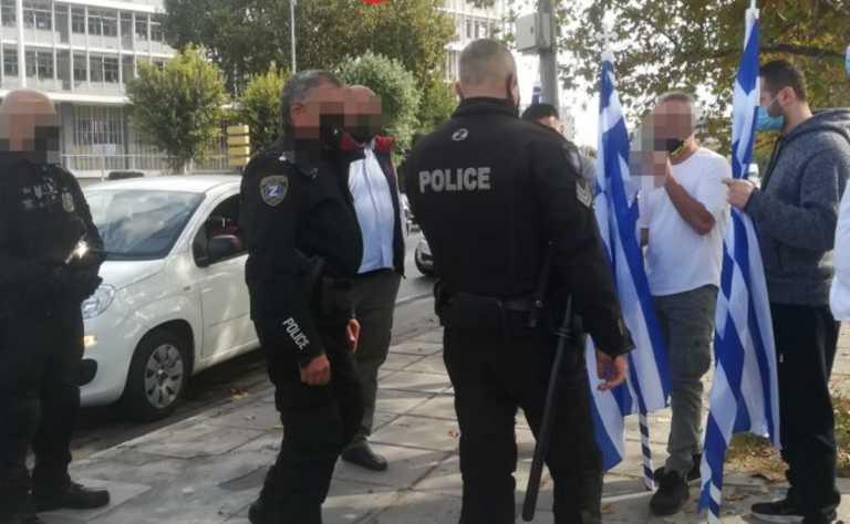 Θεσσαλονίκη: 22 προσαγωγές και 26 μηνύσεις για απόπειρα… παρέλασης για την 28η Οκτωβρίου