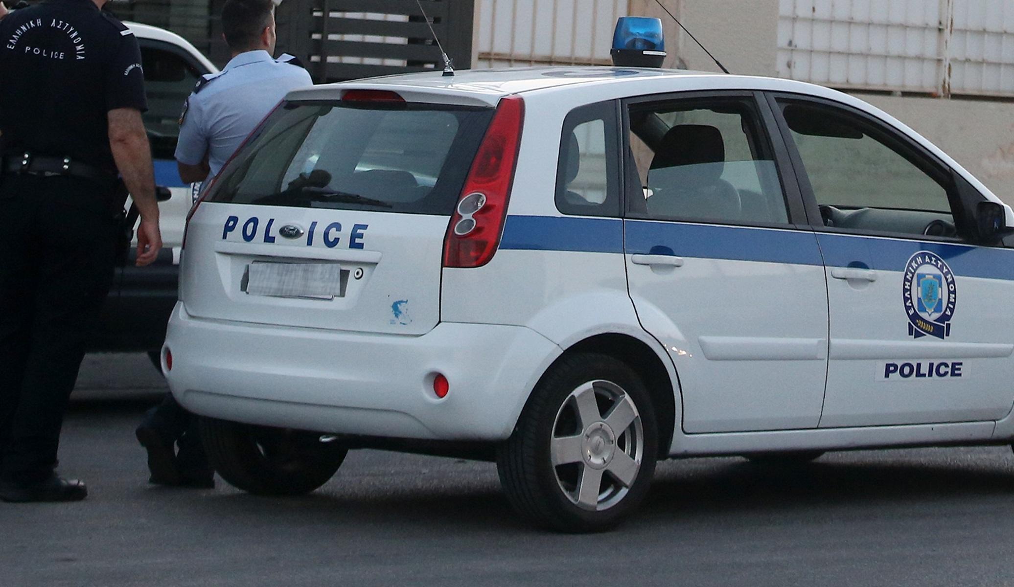 περιπολικό Ελληνικής Αστυνομίας