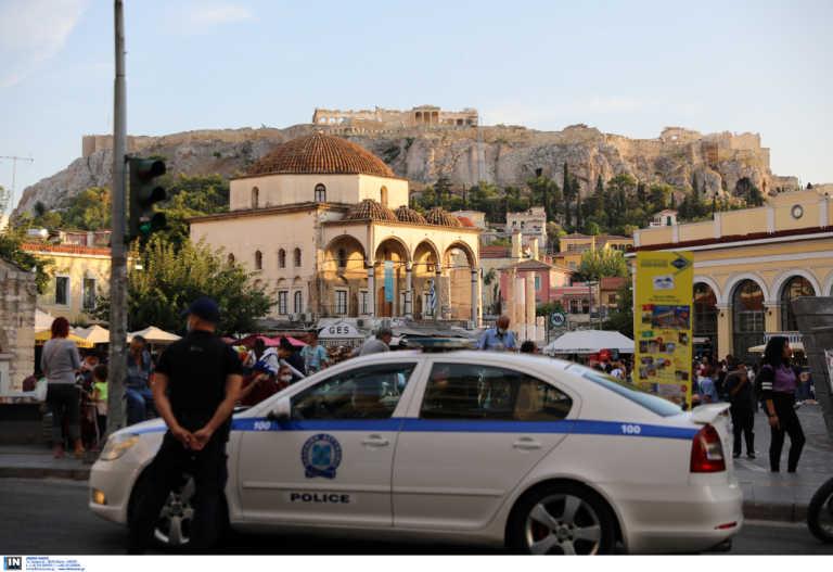 Κορονοϊός: Νέο ηχητικό μήνυμα της ΕΛΑΣ για μάσκα στους εξωτερικούς χώρους και απαγόρευση κυκλοφορίας (vid)