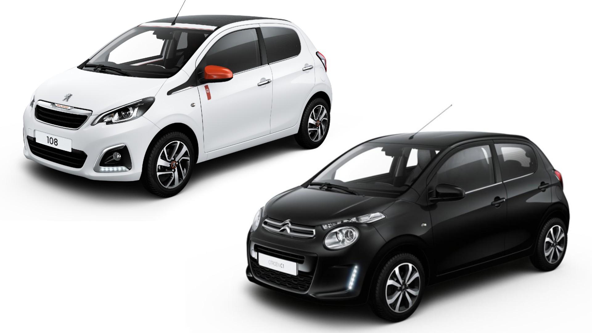 Καταργούνται τα Peugeot 108 και Citroën C1;