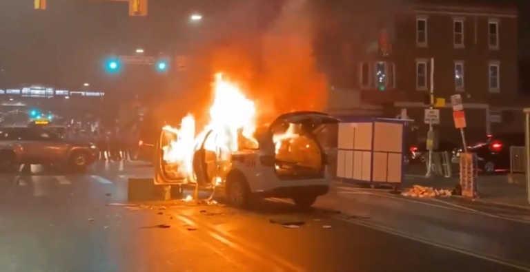 """""""Σείεται"""" η Φιλαδέλφεια μετά τη νέα δολοφονία Αφροαμερικανού – 4 αστυνομικοί τραυματίες"""