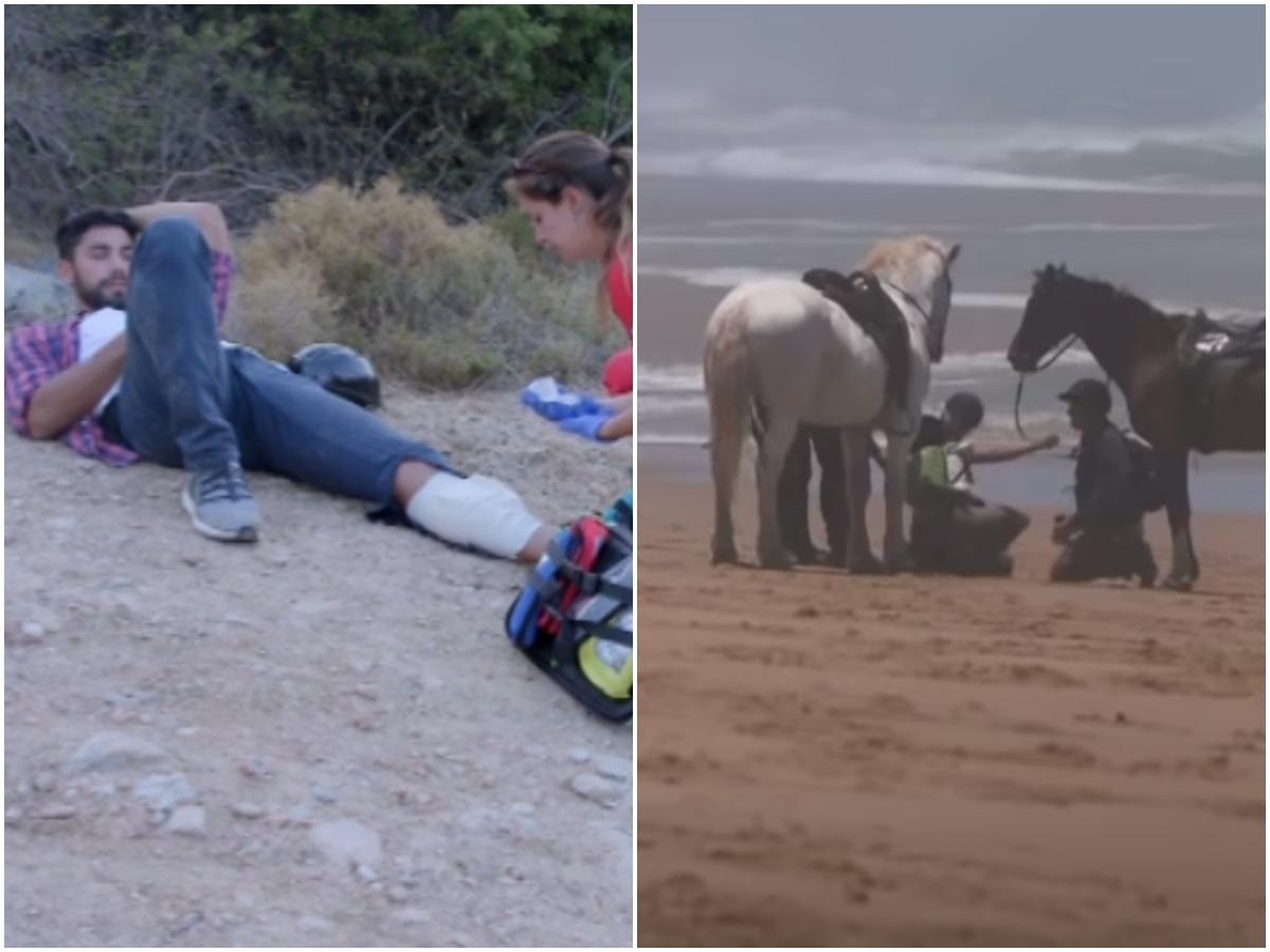 The Bachelor: Το ατύχημα με τα άλογα δεν ήταν ελληνικη πρωτοτυπία