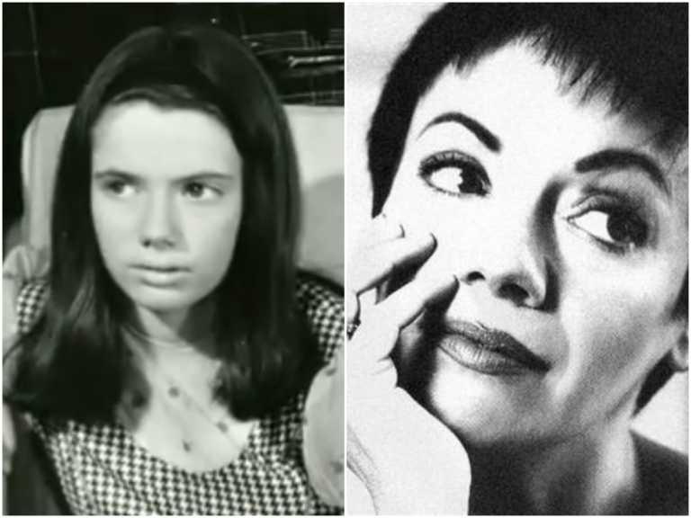 Μαλβίνα Κάραλη: Όταν στα 10 της, την έλεγαν Μαίρη Σακκά, ήταν παιδί θαύμα και έπαιζε σε ελληνικές ταινίες! (pics,vid)