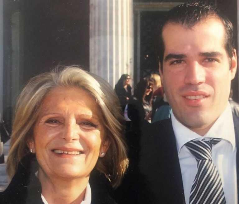 Θάνος Πλεύρης: Συγκλονίζει περιγράφοντας τον τρόπο που πέθανε η μητέρα του