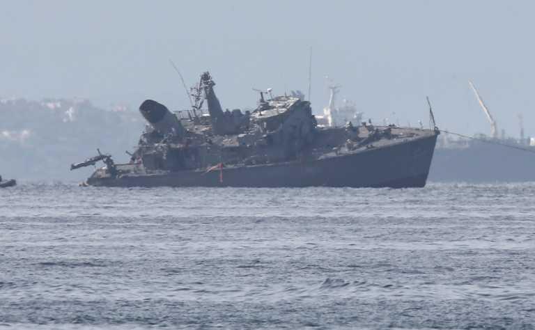 Πέτσας στο newsit.gr: «Από θαύμα δεν θρηνήσαμε θύματα! Το εμπορικό πλοίο «ανέβηκε» πάνω στο «Καλλιστώ»