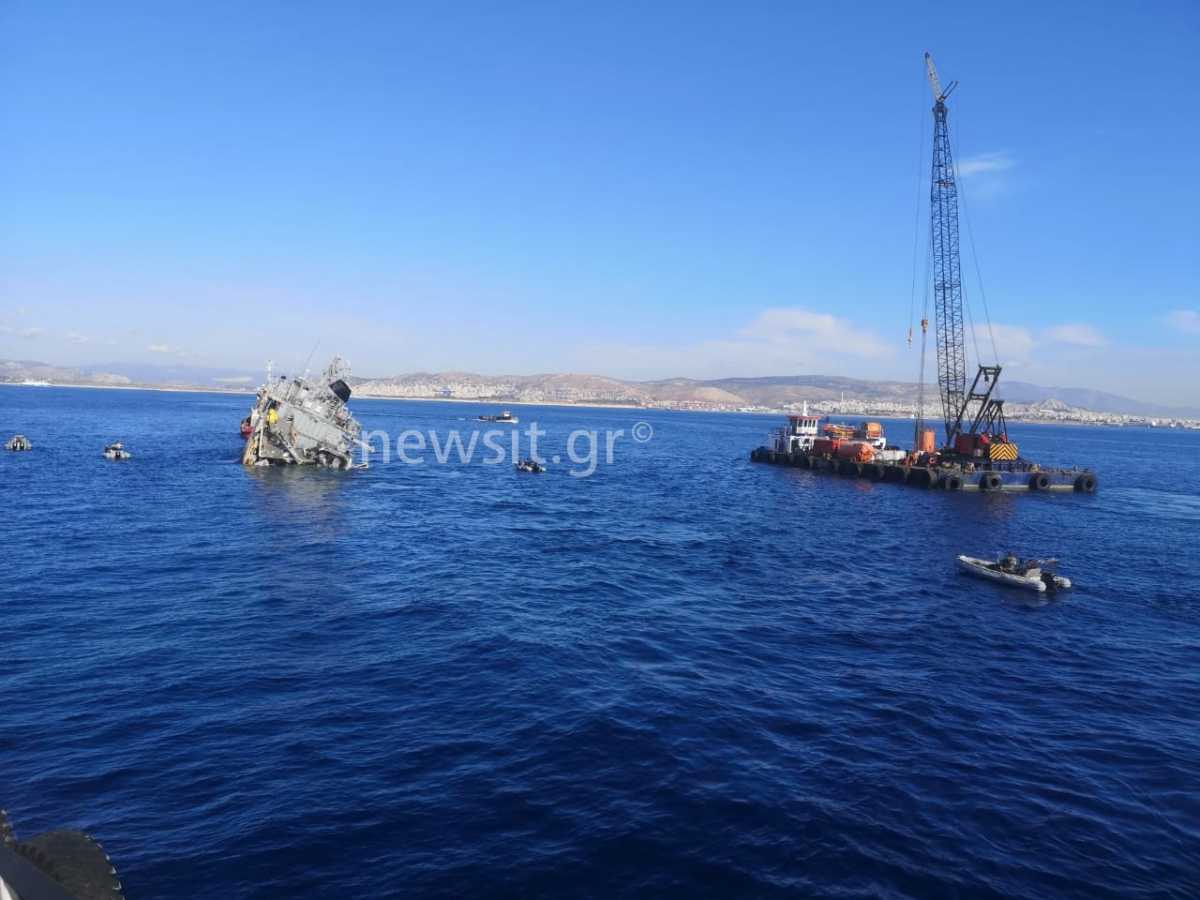 """Συνελήφθη ο πλοίαρχος του εμπορικού πλοίου που χτύπησε το """"Καλλιστώ"""""""