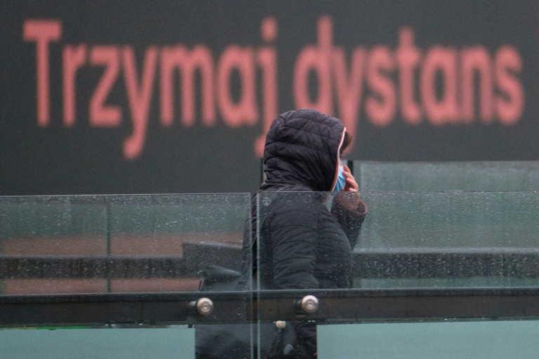 Πολωνία: Νέο ρεκόρ ημερήσιων κρουσμάτων – Διαμαρτυρία από εργαζόμενους σε γυμναστήρια