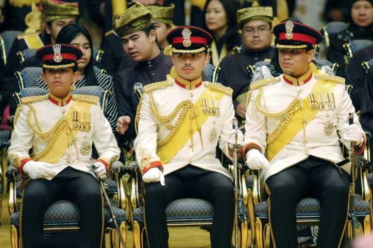 Πρίγκιπας Αζίμ του Μπρουνέι: Ζωή σαν παραμύθι με άσχημο τέλος