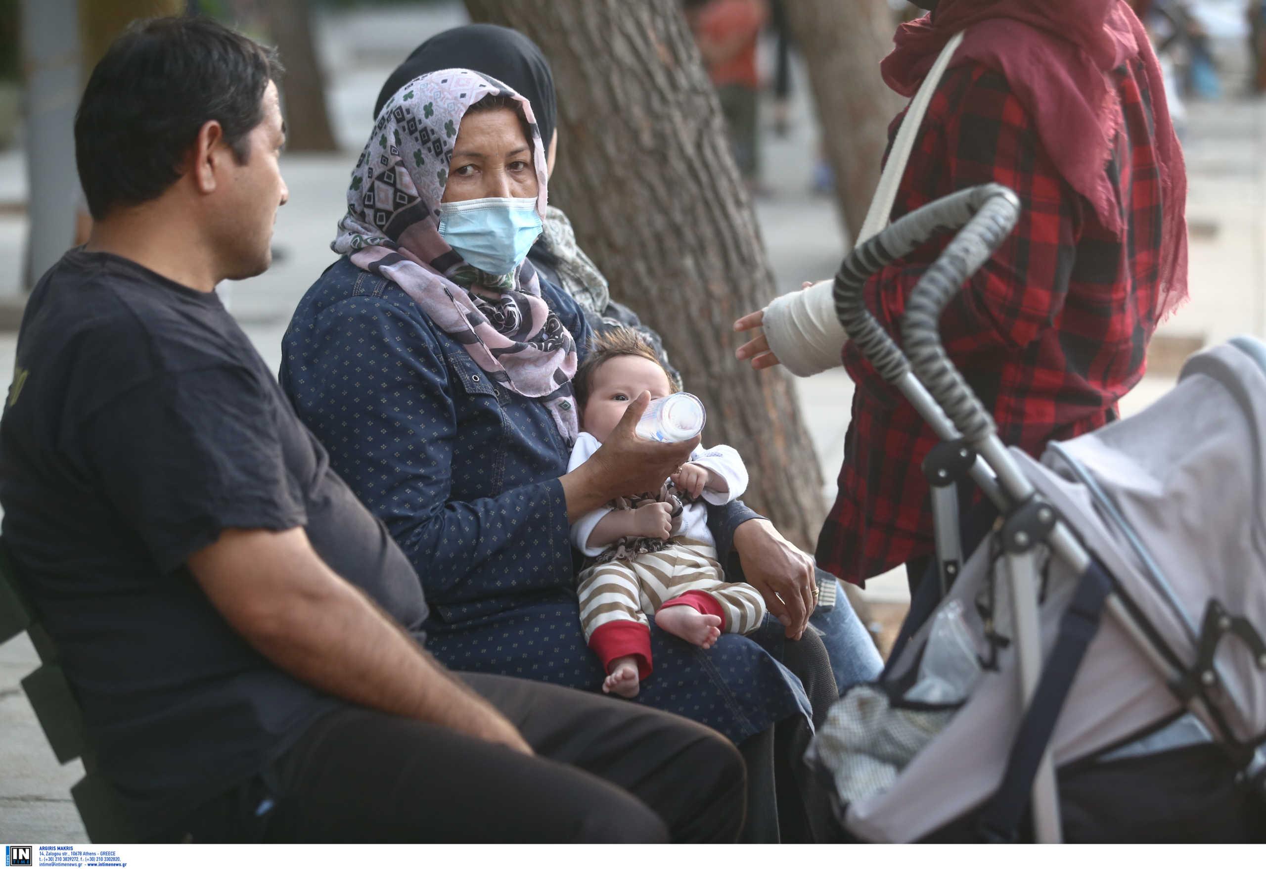 Δήμος Αθηναίων: Εκστρατεία ενημέρωσης σε μετανάστες και πρόσφυγες για τον κορονοϊό