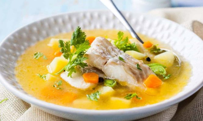 Με αυτή την αγιορείτικη συνταγή θα φτιάξετε την τελειότερη ψαρόσουπα