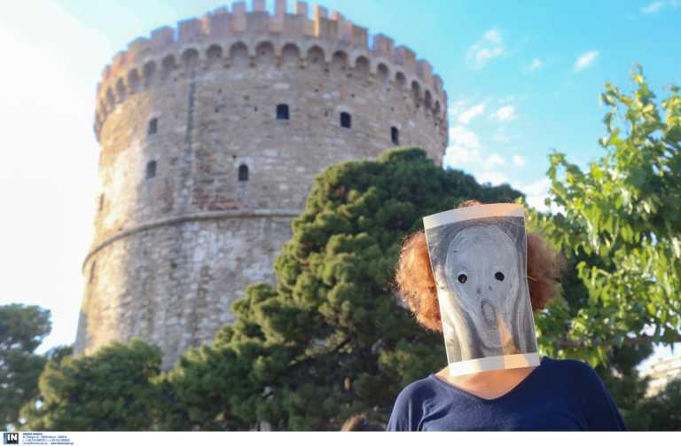 Θεσσαλονίκη SOS! Εφιαλτικό εξαήμερο – Τα μισά κρούσματα από 16 ως 29 ετών
