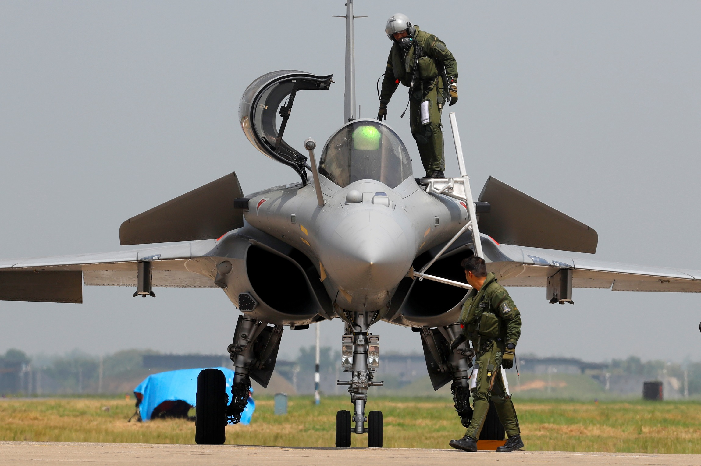 Rafale: Η ώρα της Βουλής – Προς έγκριση η συμφωνία για την αγορά των Γαλλικών μαχητικών