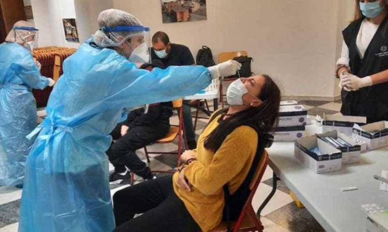 ΕΟΔΥ: Δείτε αναλυτικά τα κρούσματα που εντοπίστηκαν στη Νάξο ανάμεσα σε 742 rapid τεστ