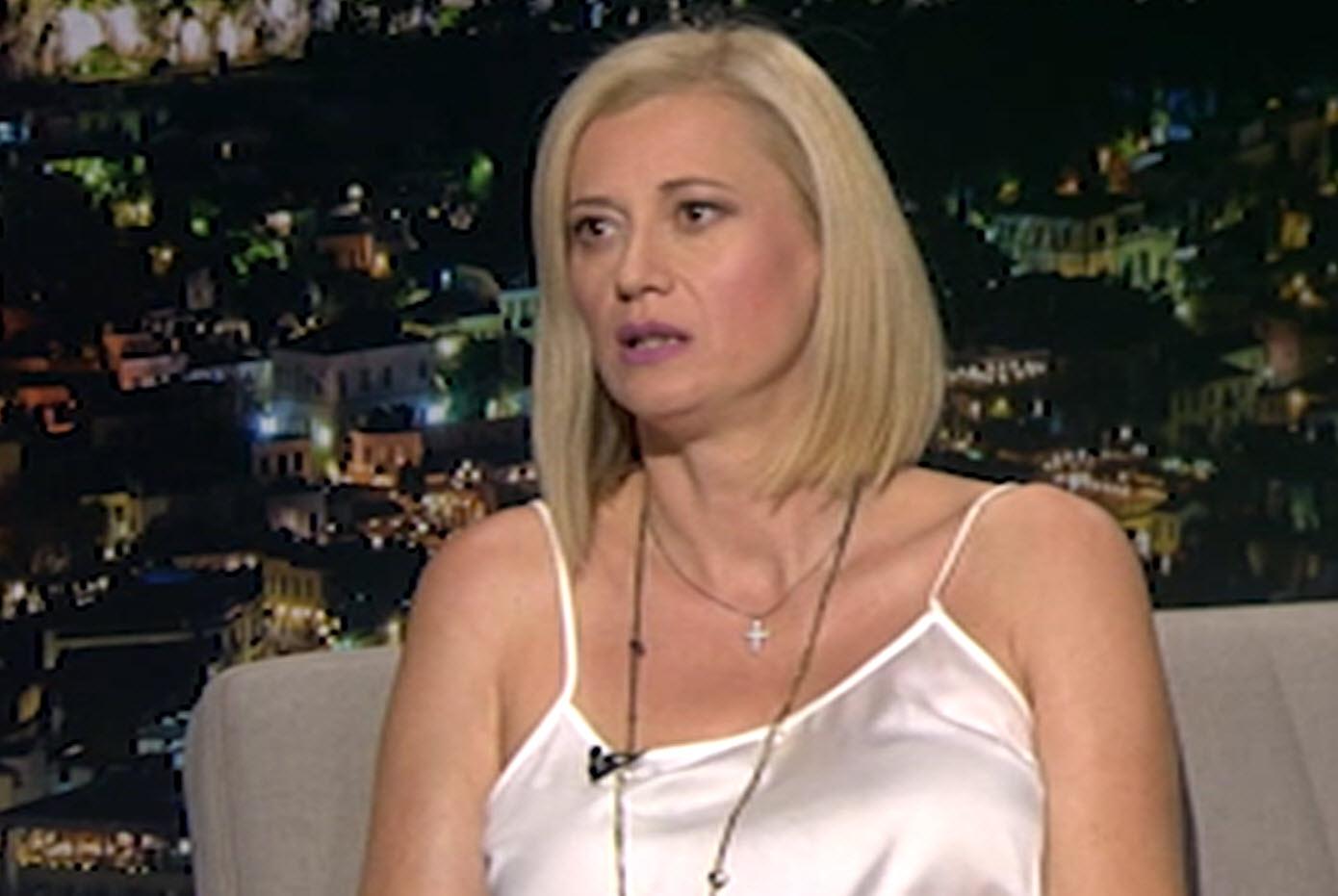 Η Ραχήλ Μακρή μιλά για τη συμμετοχή της στο J2Us και τα παρατράγουδα με Τσίπρα και Κωντσταντοπούλου (video)