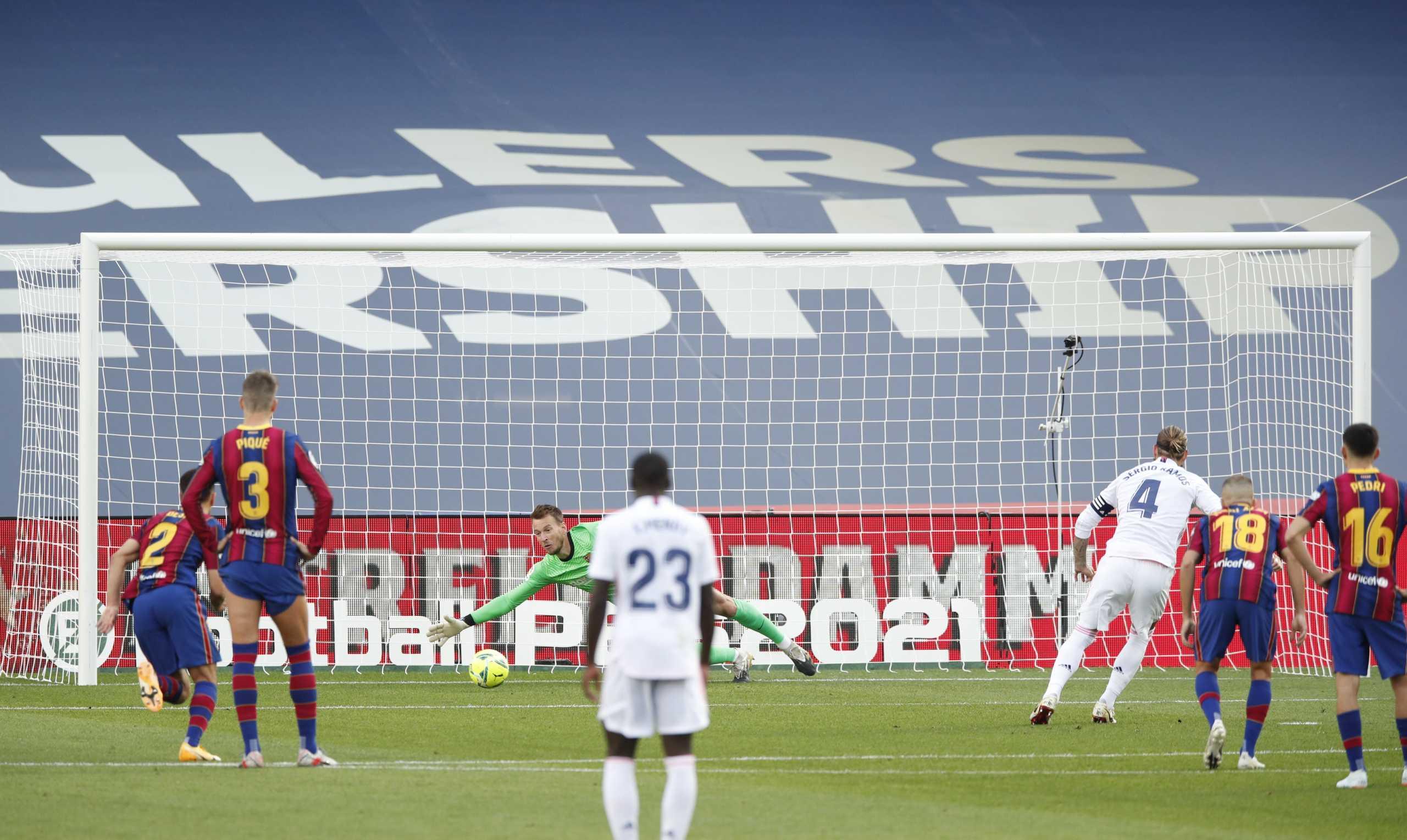Μπαρτσελόνα – Ρεάλ 1-3 ΤΕΛΙΚΟ: Θρίαμβος για τους Μαδριλένους στη Βαρκελώνη