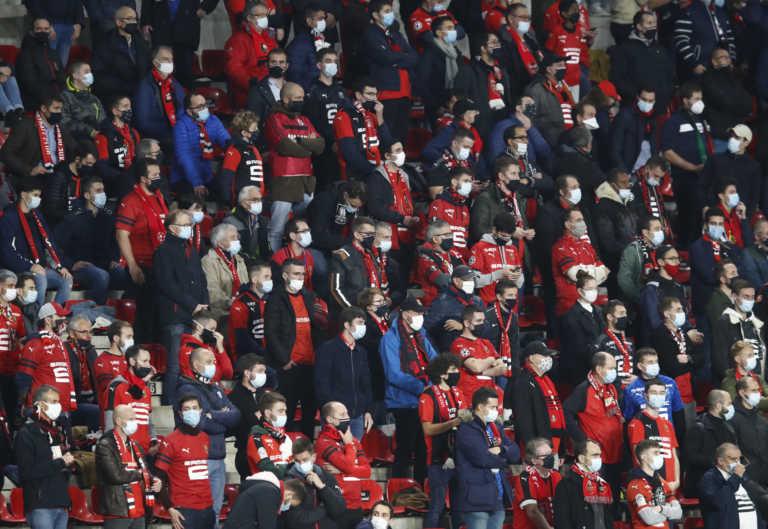 Champions League: Ποιος κορονοϊός; Χαμός στις κερκίδες (video)