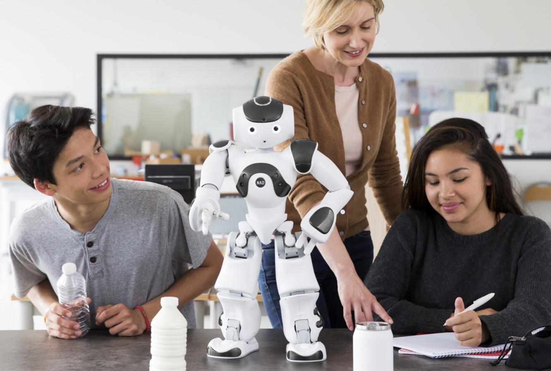 Ρομπότ στους τομείς της εκπαίδευσης και της έρευνας έρχεται και στην Ελλάδα!