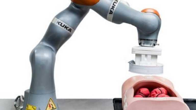 Ρομπότ κάνει κολονοσκοπήσεις με τη βοήθεια τεχνητής νοημοσύνης