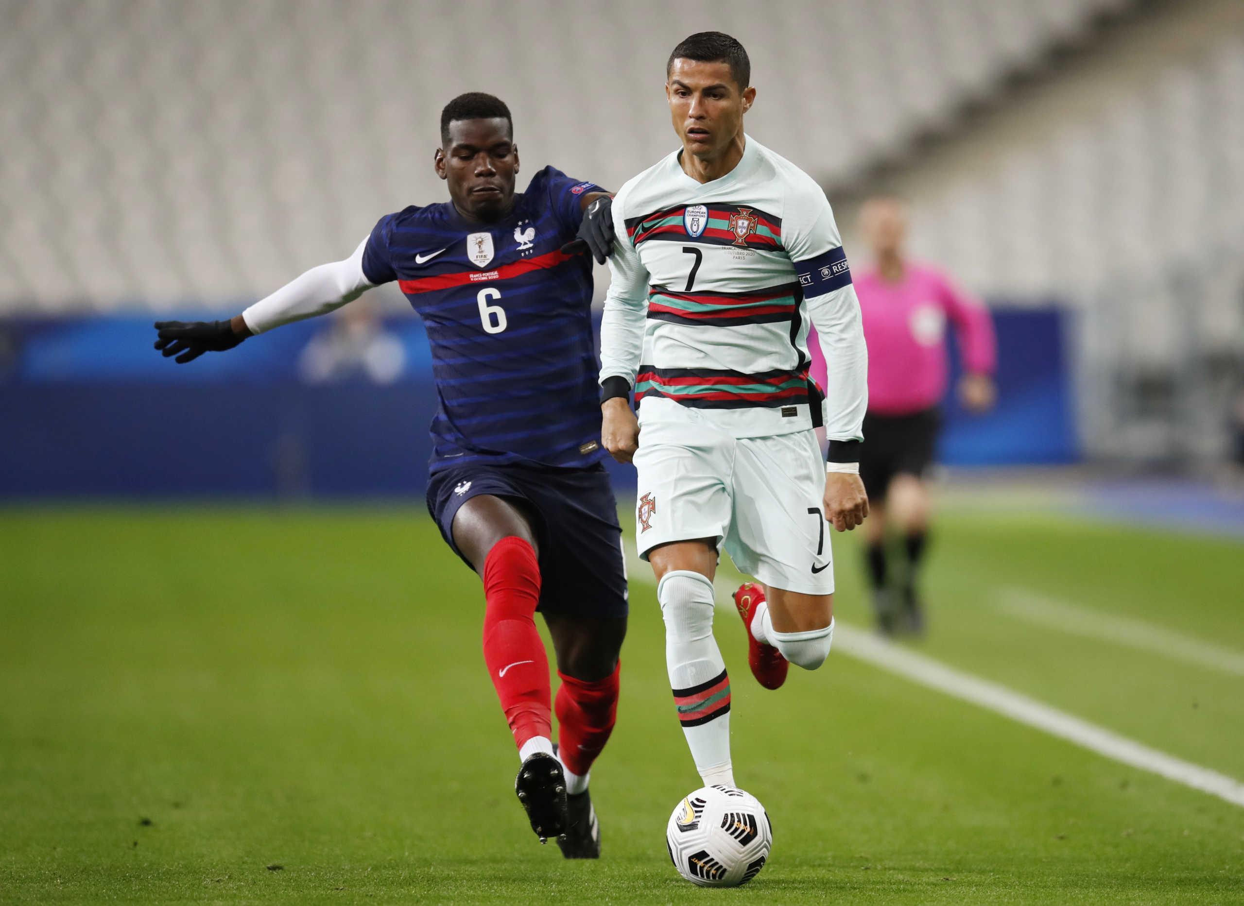 "Nations League: Έμειναν ""αγκαλιά"" Γαλλία και Πορτογαλία! Αποτελέσματα και βαθμολογίες (videos)"