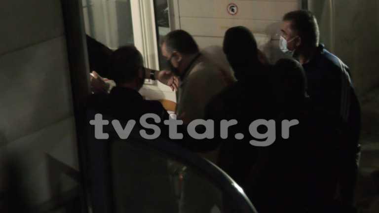 Συναγερμός στη Φθιώτιδα για τις μεταγωγές της Χρυσής Αυγής (pics, video)