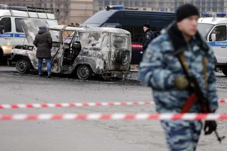 Επίθεση αλα Νίκαια στην Ρωσία! 16χρονος προσπάθησε να κάψει αστυνομικό τμήμα και μαχαίρωσε αστυνομικό