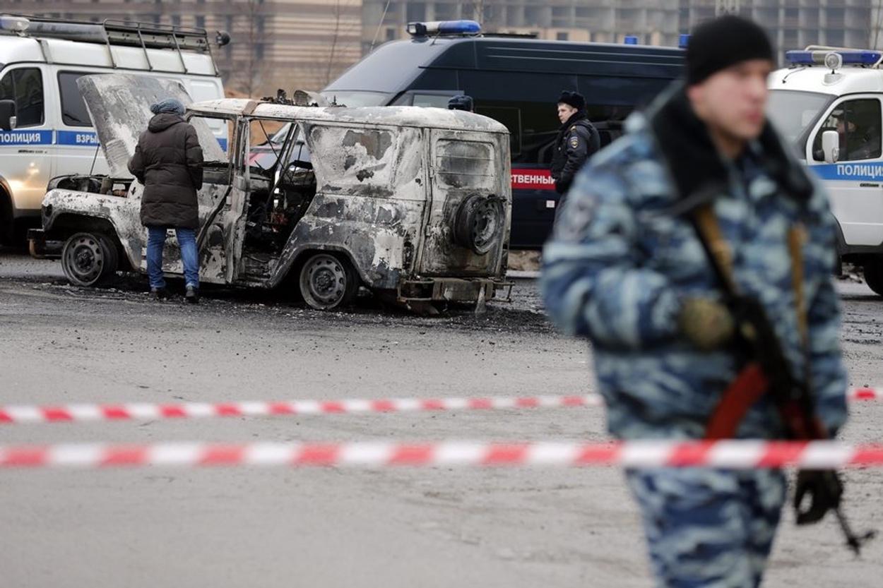 Ρωσία αστυνομία