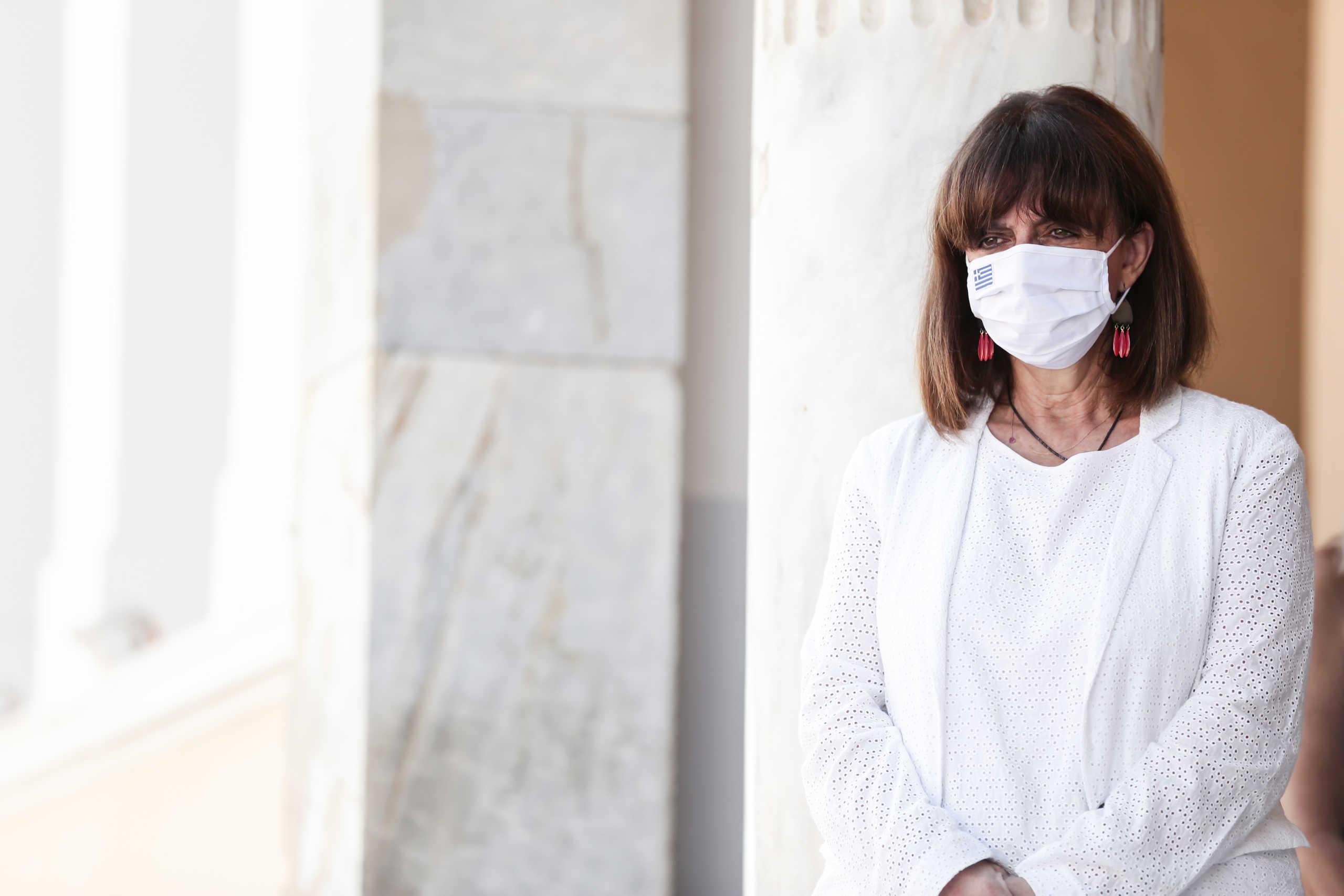Κατερίνα Σακελλαροπούλου αλλιώς – Μιλάει για την εκλογή της, την διαδρομή της και τις δημόσιες παρεμβάσεις της