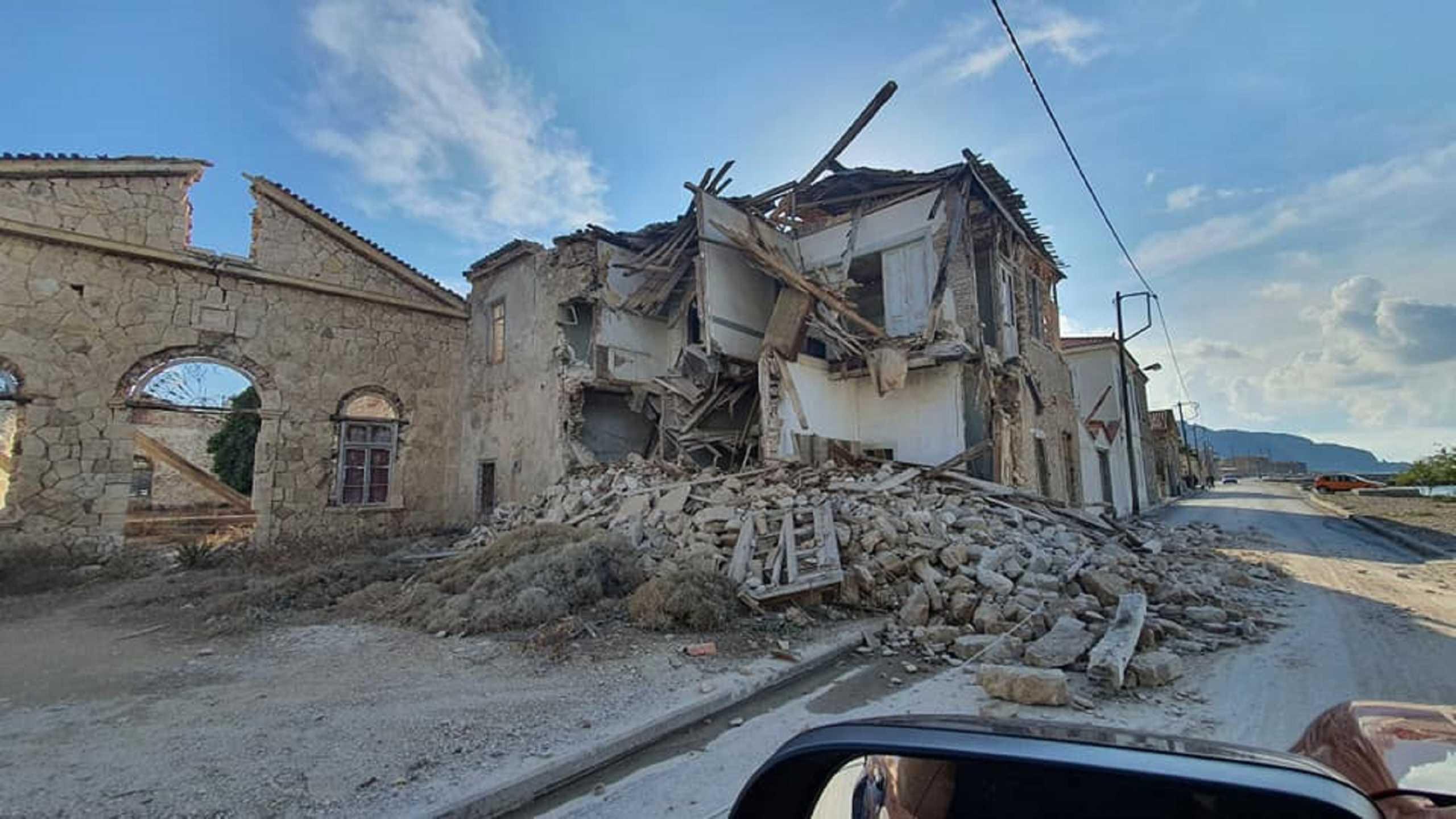 Σεισμός: Η Αλβανία κοντά σε Ελλάδα και Τουρκία λέει ο πρόεδρος Μέτα