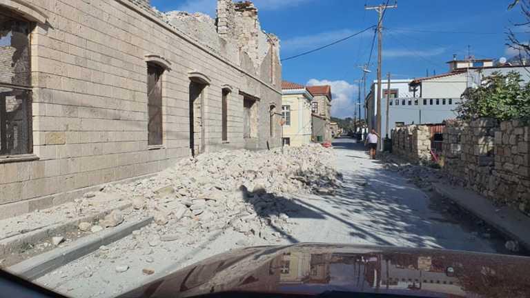 Σεισμός στη Σάμο: Προκλήθηκε από γνωστό υποθαλάσσιο ρήγμα μήκους 25 χλμ