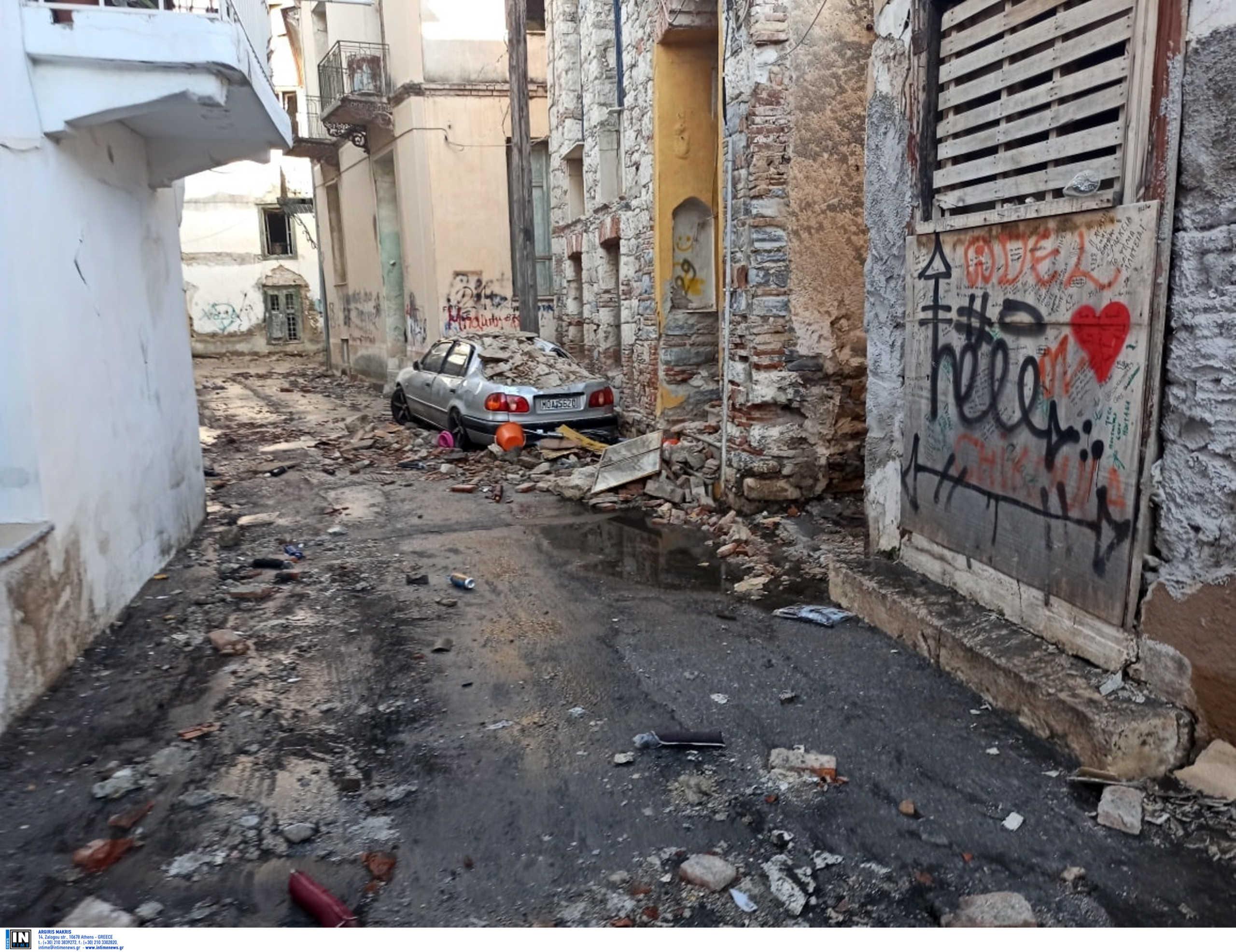 Η Σάμος μετά το σεισμό: Θρήνος και ανοιχτές πληγές – Ζημιές σε 200 κτίρια – Μαρτυρίες σοκ