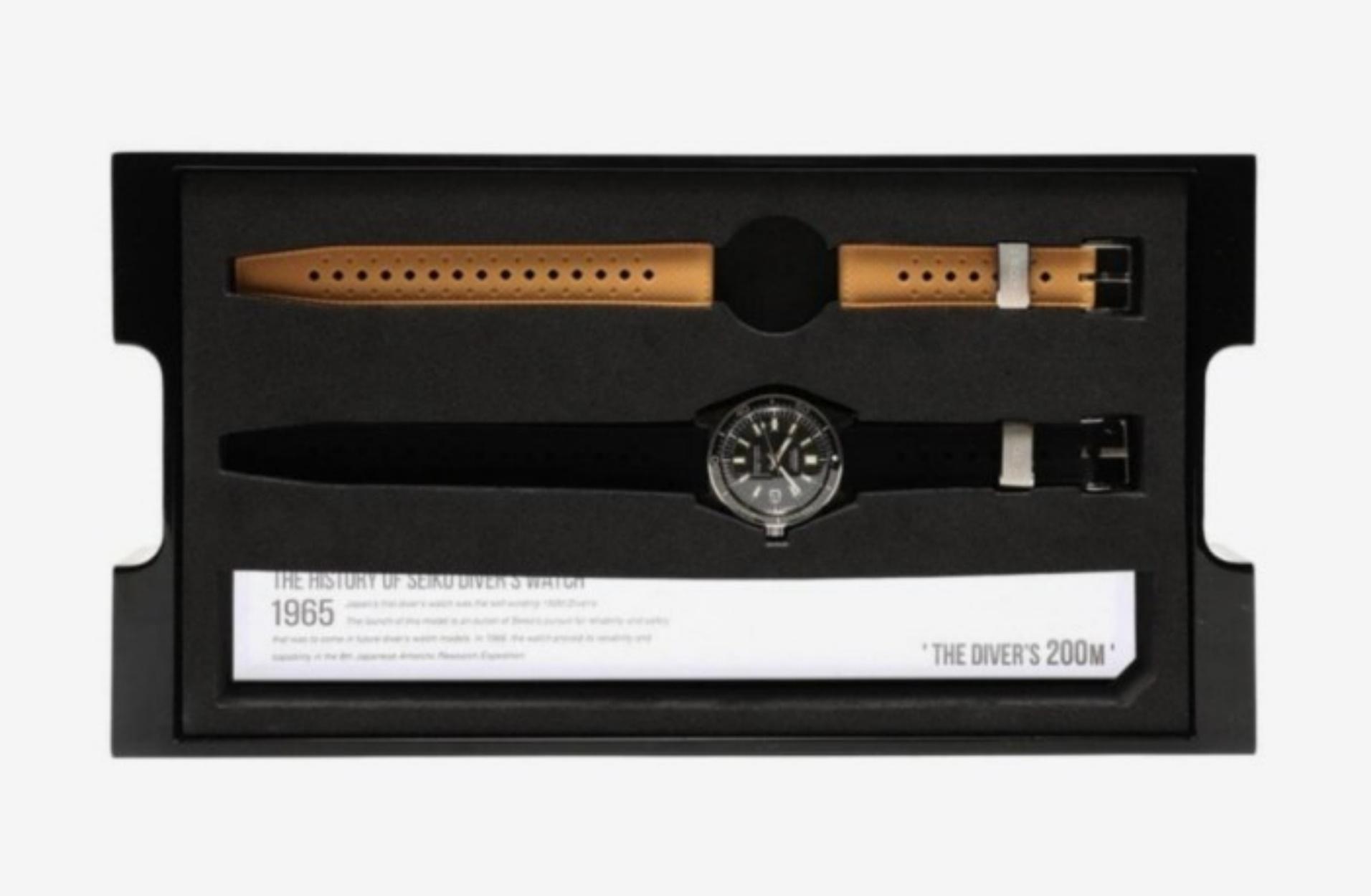 Seiko ρολόι